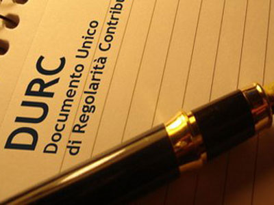 Ministero del lavoro : Chiarimenti DURC online.