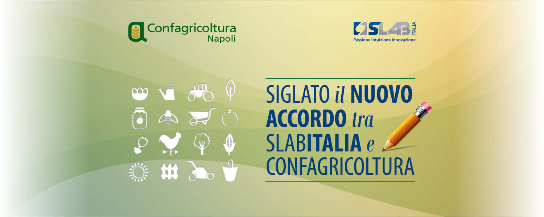 SlabItalia e ConfAgricoltura, siglato il nuovo accordo