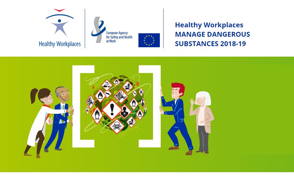 Ambienti di lavoro sani e sicuri 2018-2019. La nuova campagna Eu-Osha