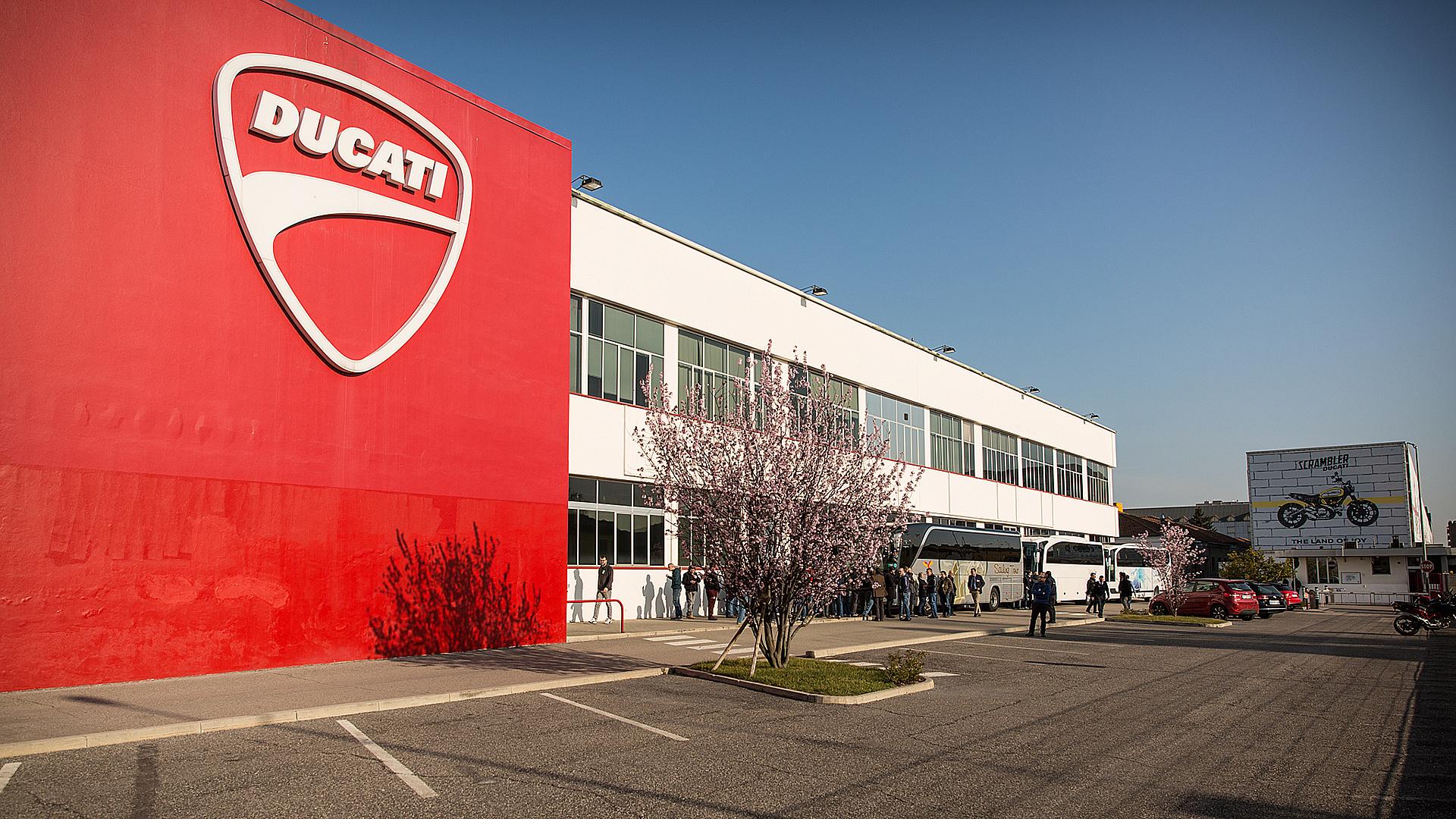 Ducati: al via nuove assunzioni in azienda