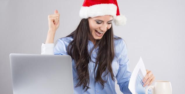 Lavoro: più opportunità sotto le feste natalizie